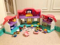 Little People House and Zoo