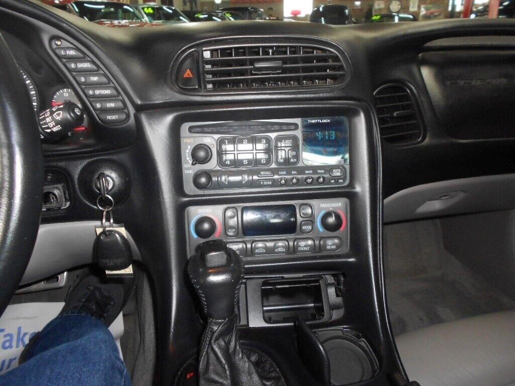 2000 Red Chevrolet Corvette Coupe    C5 Corvette Photo 7