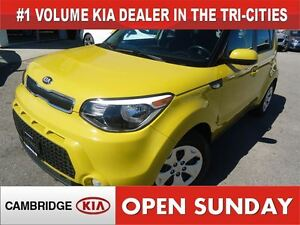 2014 Kia Soul LX / *AUTO* / NO ACCIDENTS Cambridge Kitchener Area image 1