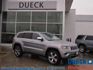 2015 Jeep Grand Cherokee Limited  LOW Mileage