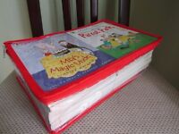 Walker Stories Collection 30 books set. As new. Age 5+ Infant/Junior Early readers. RRP £119.70