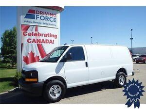 2017 Chevrolet Express Cargo Van Cargo Van Rear Wheel Drive