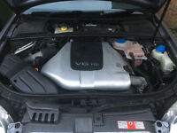 Audi A4 2496cc V6 Sline TDI 2005