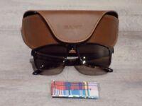 Gant Men's Designer Sunglasses: NEW - 2016 Old Stock
