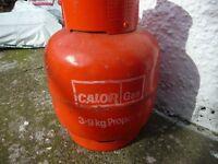 Calor Gas Bottle 3.9 propane (Empty)