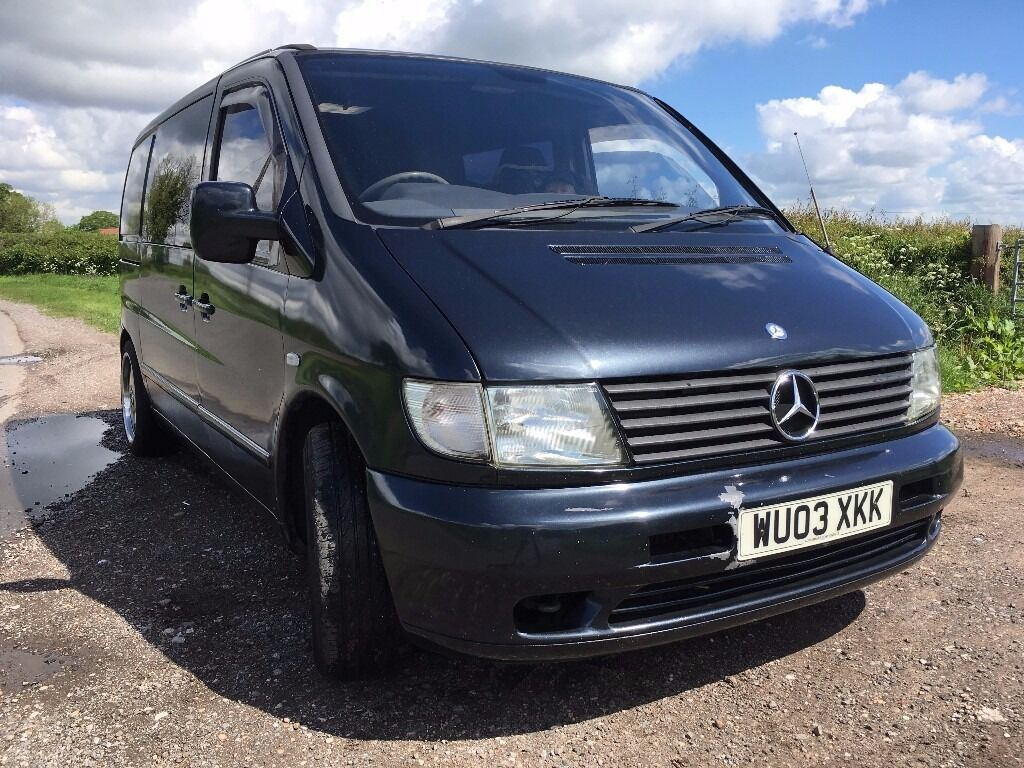 Mercedes Vito Camper Van Awning For Sale