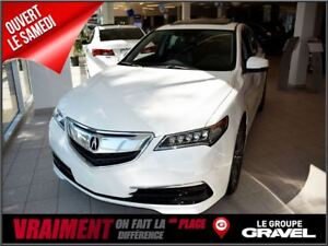 2016 Acura TLX Tech DEMO GPS CAMERA BLUETOOTH CUIR TOIT OUVRANT