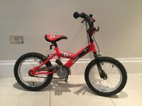 Kids Bike Red