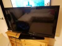 "Samsung LCD tv 40"""