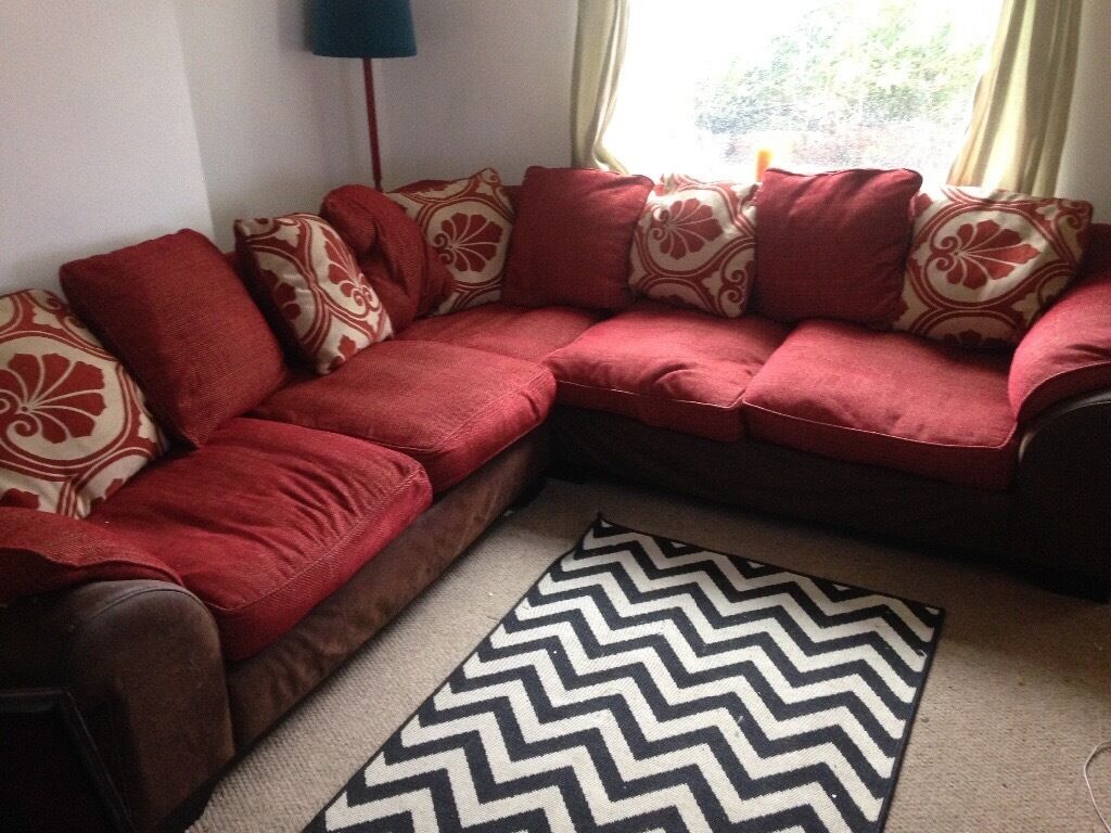 Very Large DFS Martinez Corner Sofa