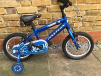 Boys 14 inch Specialised bike