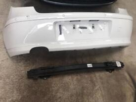 Bmw 1 series e87 rear bumper in white