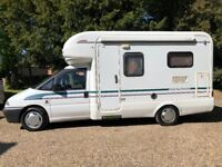 Auto Trail Tracker Motorhome 2 Berth - Fiat Scudo 1999(V)reg 1.9TD - Part Exchange Welcome