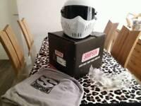 Simpson Speedway RX Stig helmet