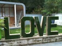LOVE LETTERS - SHABBY CHIC STYLE