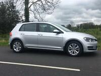 2014 VW Golf 2.0 TDI BLUEMOTION ONLY 41K MILES