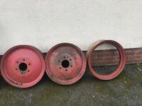 Wheel rims for sale £100