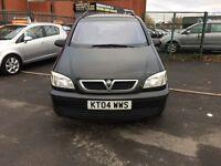 Vauxhall Zafira 2.0 DTi 16v Energy 5dr SERVICE HISTORY,