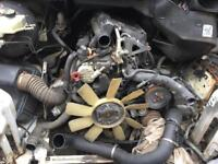 2005 Mercedes sprinter 313 2.2 cdi engine complete with all fuels
