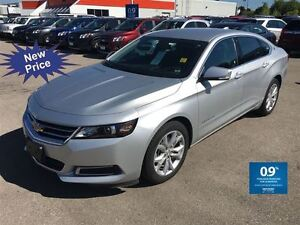 2016 Chevrolet Impala LT 2LT ~ NEW PRICE !!! REMOTE START ~ REAR London Ontario image 1
