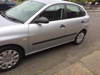 Seat Ibiza Chill 1.2 2007 Petrol - 56 Plate 5Door for sale
