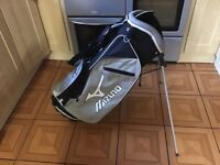 Mizuno stand bag in excellent condition