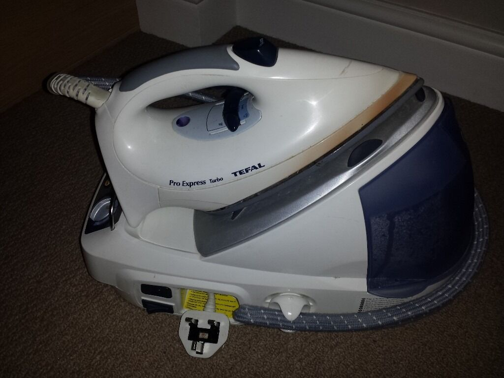 Tefal Steam Generator Iron Pro Express Turbo 2941 - Spares or Repair
