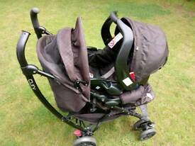 Travel system Mothercare curv travel system