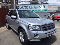 Land Rover Freelander 2 2.2 TD4 XS Station Wagon 4x4 5dr£9,995 p/x welcome LEATHER INTERIOR, SAT NAV