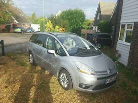 Citroen Grand C4 Picasso 1.6 HDi 16v Exclusive EGS 5dr (quick sale)