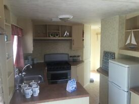 Atlas Oasis for sale 3 bedrooms on site with site fees included upto end of 2017! East Yorkshire