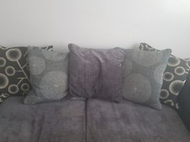 2 seater and 3 seater sofa 100 ONO