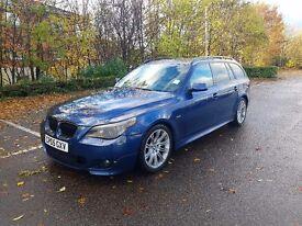 BMW 5 SERIES E61 525D MSPORT