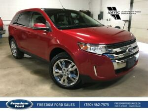 2012 Ford Edge Leather, Navigation, Sunroof