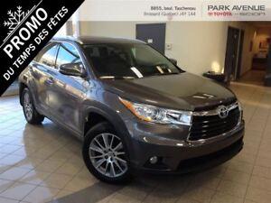 2015 Toyota Highlander *promo 4pneus hiver gratuit 173$/sem avec