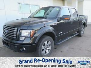 2012 Ford F-150 FX4 EcoBoost. Trailer Tow.