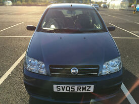 FIAT PUNTO ACTIVE SPORT 8V 2005 - Low mileage - In good working order but some repairs needed.