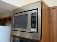 Belling built-in microwave/combi oven/grill