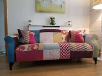 Two beautiful settees for sale as a pair. Only selling due to house move.