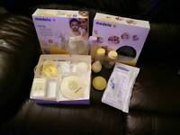 Medela Swing Breast Pump with Calma Teat and more