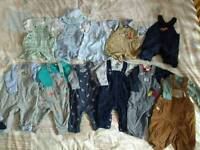 Huge Baby boys bundle 3-6months