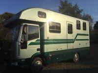 Gorgeous 1991 7.5 ton 2/3 horse lorry