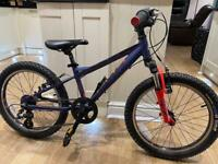 "Carrera Blast Boys Junior Mountain Bike 20"" Age 6-9"