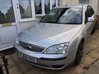 """""""LOOK BARGAIN"""" 2006 DIESEL FORD MONDEO 2.0 tdci with only 118000 miles and 2 owners"""