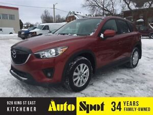 2013 Mazda CX-5 GS/NAVI/LOADED/PRICED-FOR A QUICK SALE