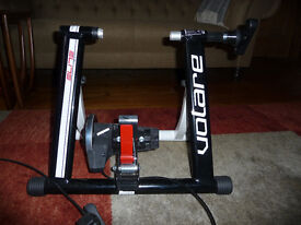 Home trainer Volare Elite force speed one year old, hardly used, as new