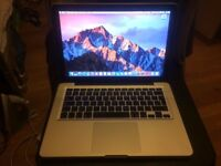 """Macbook Pro 13"""", Mid 2012 with SSD Hard Drive"""