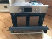 Zanussi ZVENM6X1 Built-In Microwave Oven, Stainless Steel