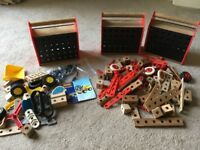 Wooden Brio Construction Set