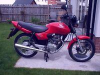 Honda CG 125 Good Condition